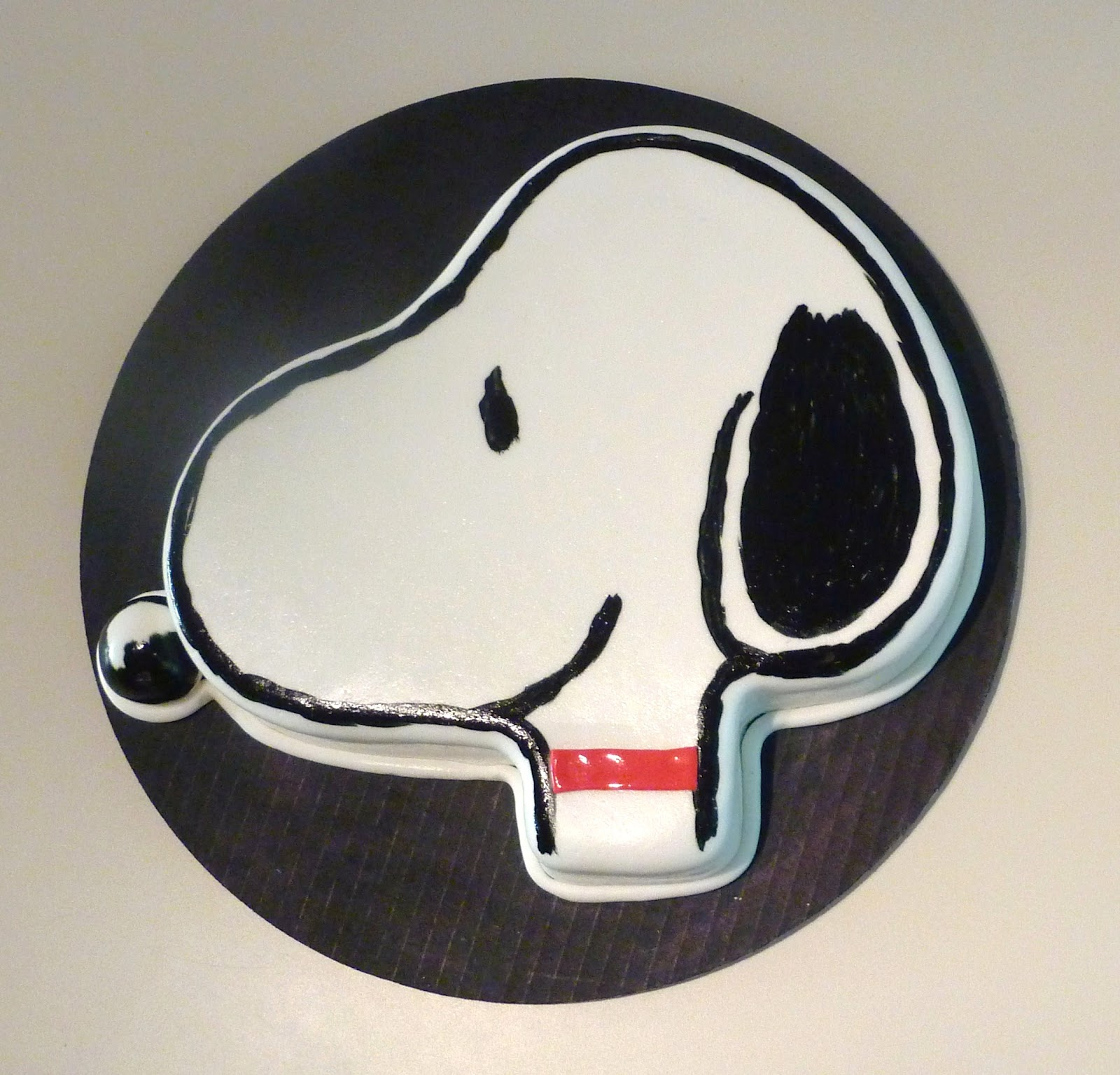 Creative Crumbs Nashville Snoopy Birthday Cake