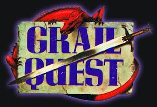 Logo de Grail Quest