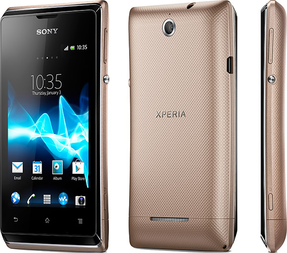 Mobile World: Sony xperia e dual model. features. price in India