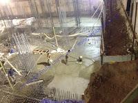 Floor Hardener Fosroc untuk Lantai Basement