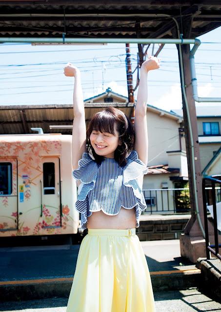 高見侑里 Takami Yuri Yamato Nadeshiko Images