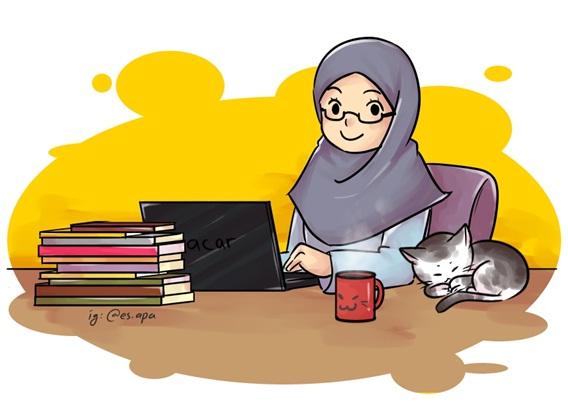 Jadi Penulis Novel