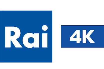 Rai 4K - Hotbird Frequency