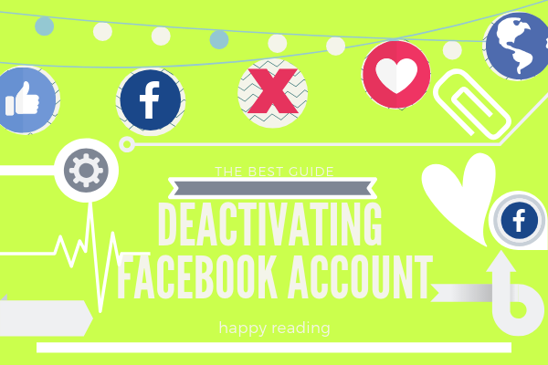 How Facebook Account Deactivated<br/>