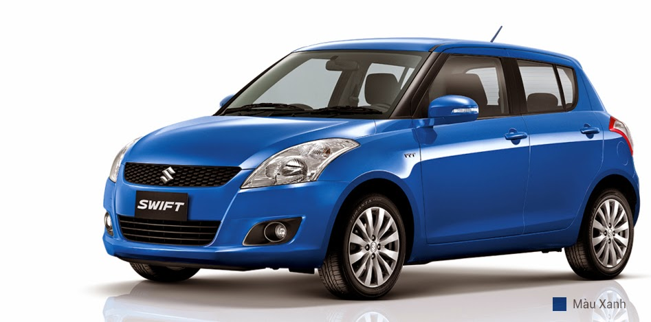Suzuki Swift lắp ráp trong nước ảnh số 7