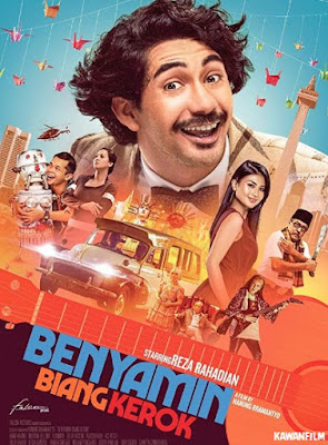 Benyamin Biang Kerok (2018) Full Movie