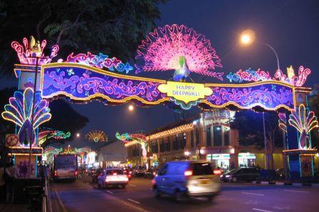 Little India, Singapura