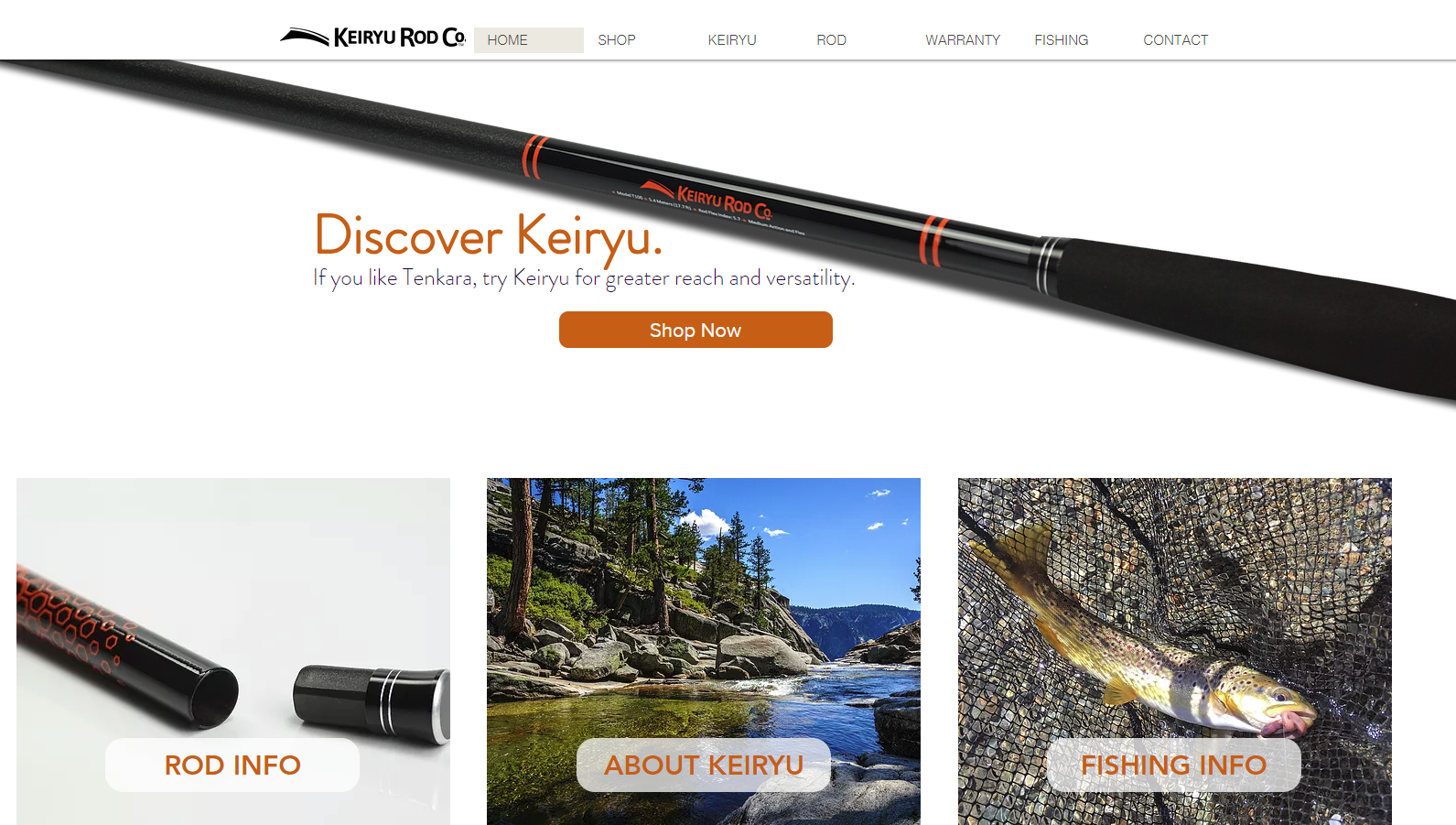 6f683da3ebe Troutrageous! Fly Fishing   Tenkara Blog  Discover Keiryu Rod Co.