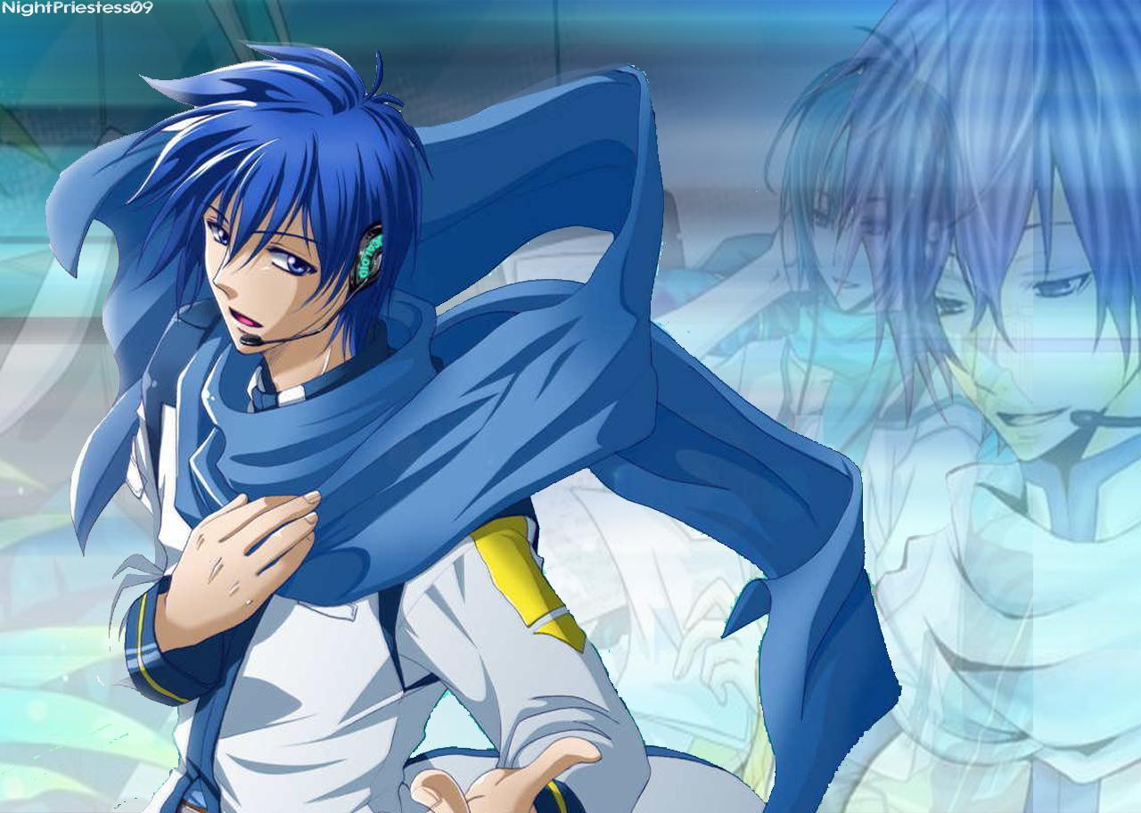 VocaloidCom Imagens do Dia Kaito ShionVocaloid Kiaito