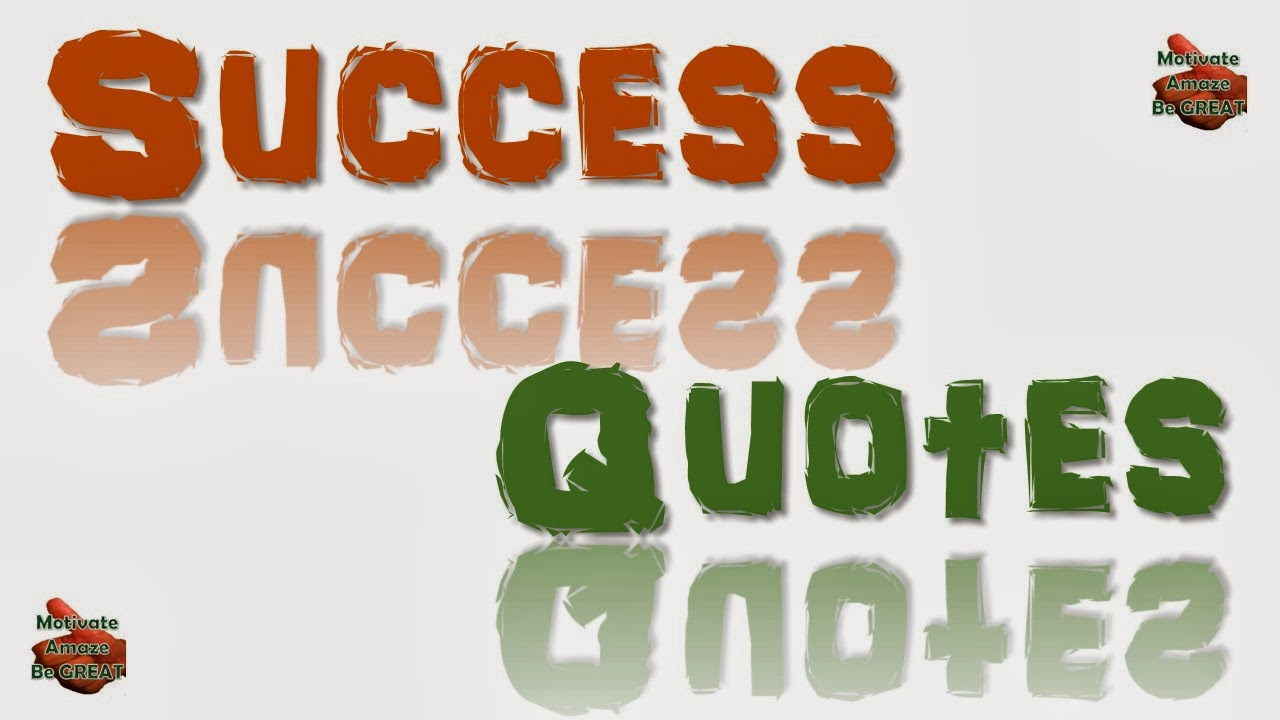 "Header image of the article: ""Success Quotes And Sayings About Life"""