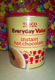 Tesco Value Hot Chocolate