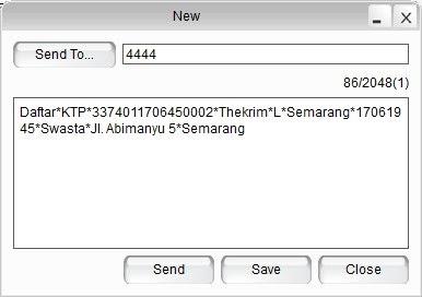 Cara Terbaru Registrasi (Daftar) Kartu Perdana Smartfren via sms