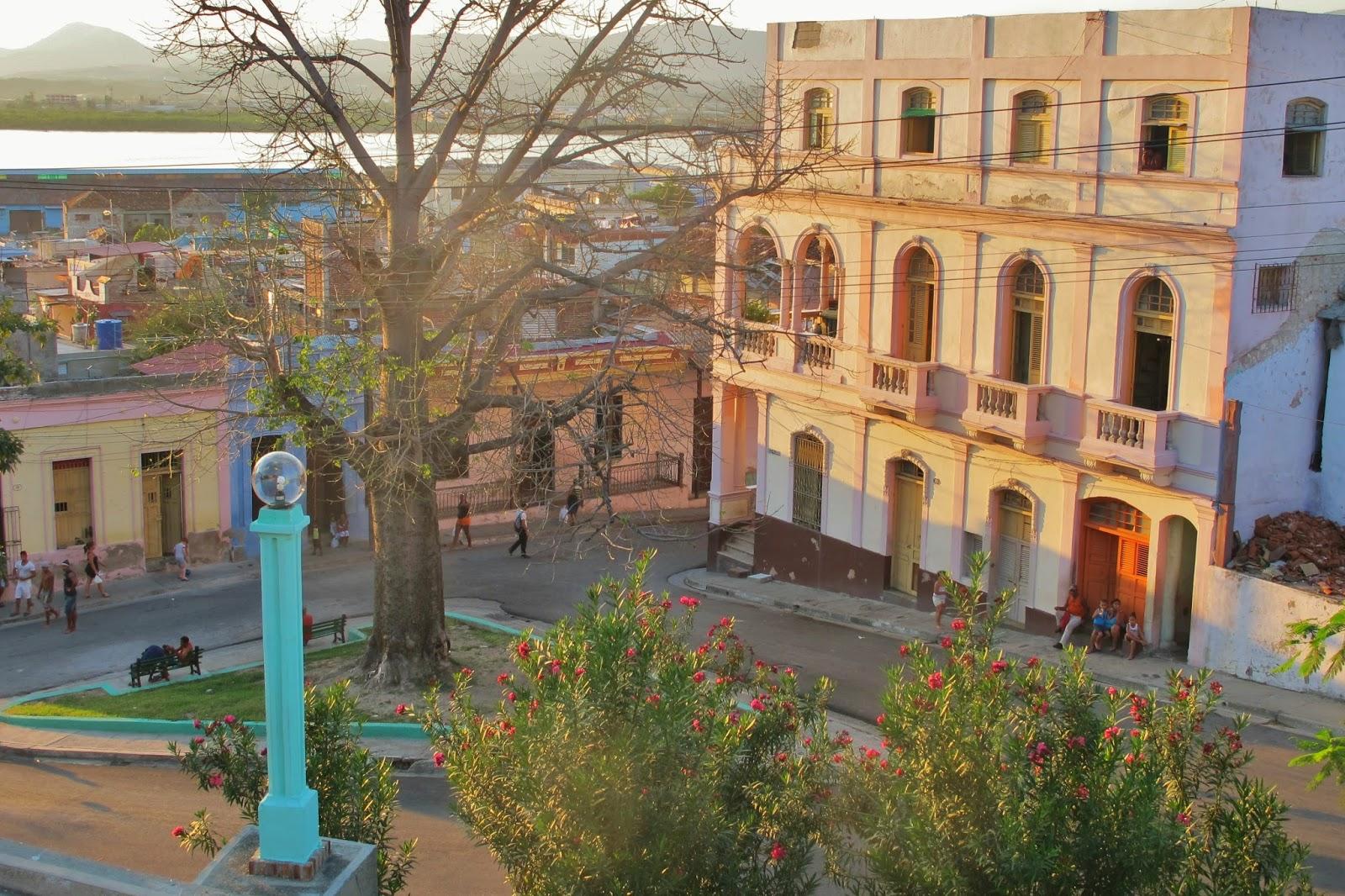Tívoli, o lugar mais autêntico de Santiago de Cuba.