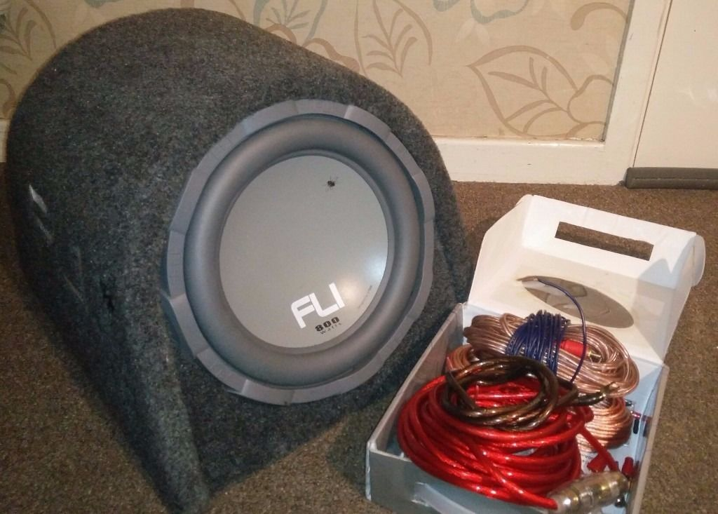 Active Subwoofer Wiring Diagram : How to wire a car active subwoofer wire center u2022