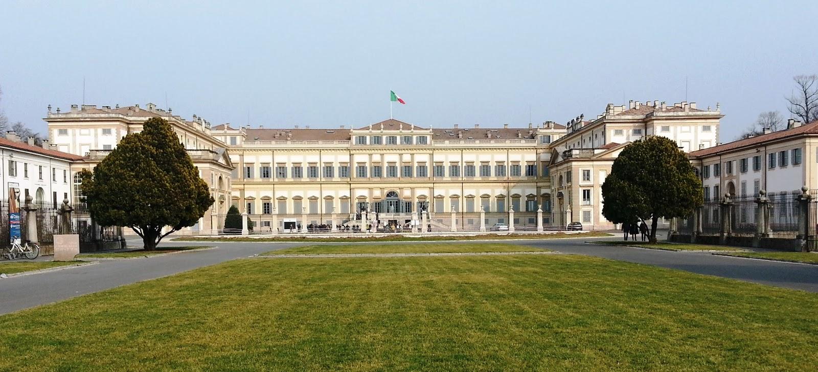 La Villa Reale di Monza  CAPITALE ITALIA