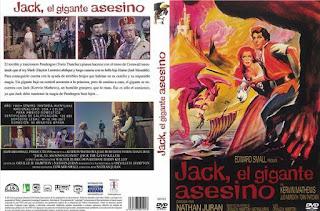 Jack y el gigante asesino » Carátula » Jack the Giant Killer