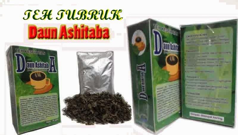 Teh Tubruk Herbal Daun Ashitaba di Surabaya