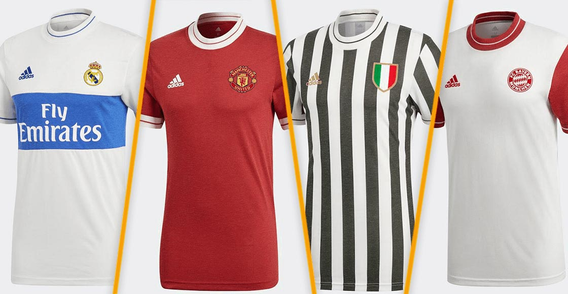 6d36bc29de1 The Adidas 2019 retro soccer jerseys are part of the brand s  Icon  Collection