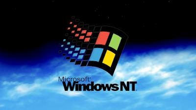 Windows NT background