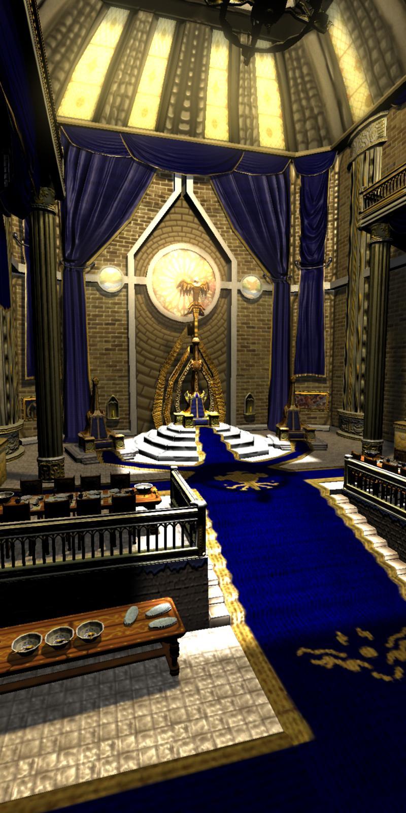 Artsasil Throne Room