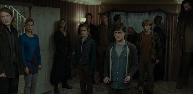 Ο Χάρι Πότερ και οι Κλήροι του Θανάτου - Μέρος 1 (2010)