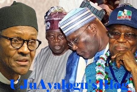 2019: Tinubu, Atiku In Fresh Gang-up Against Buhari, Renew Acrimony Against APC Chair, Oyegun As NEC Meeting Holds Tomorrow