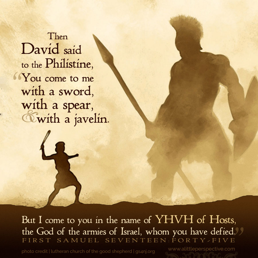 Growing Up In The Word : The Battle Belongs To The Lord