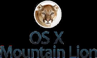 Install Mac OS X Mountain Lion