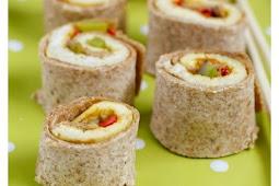 Breakfast burrito bites- Healthy breakfast idea for healthy kids!