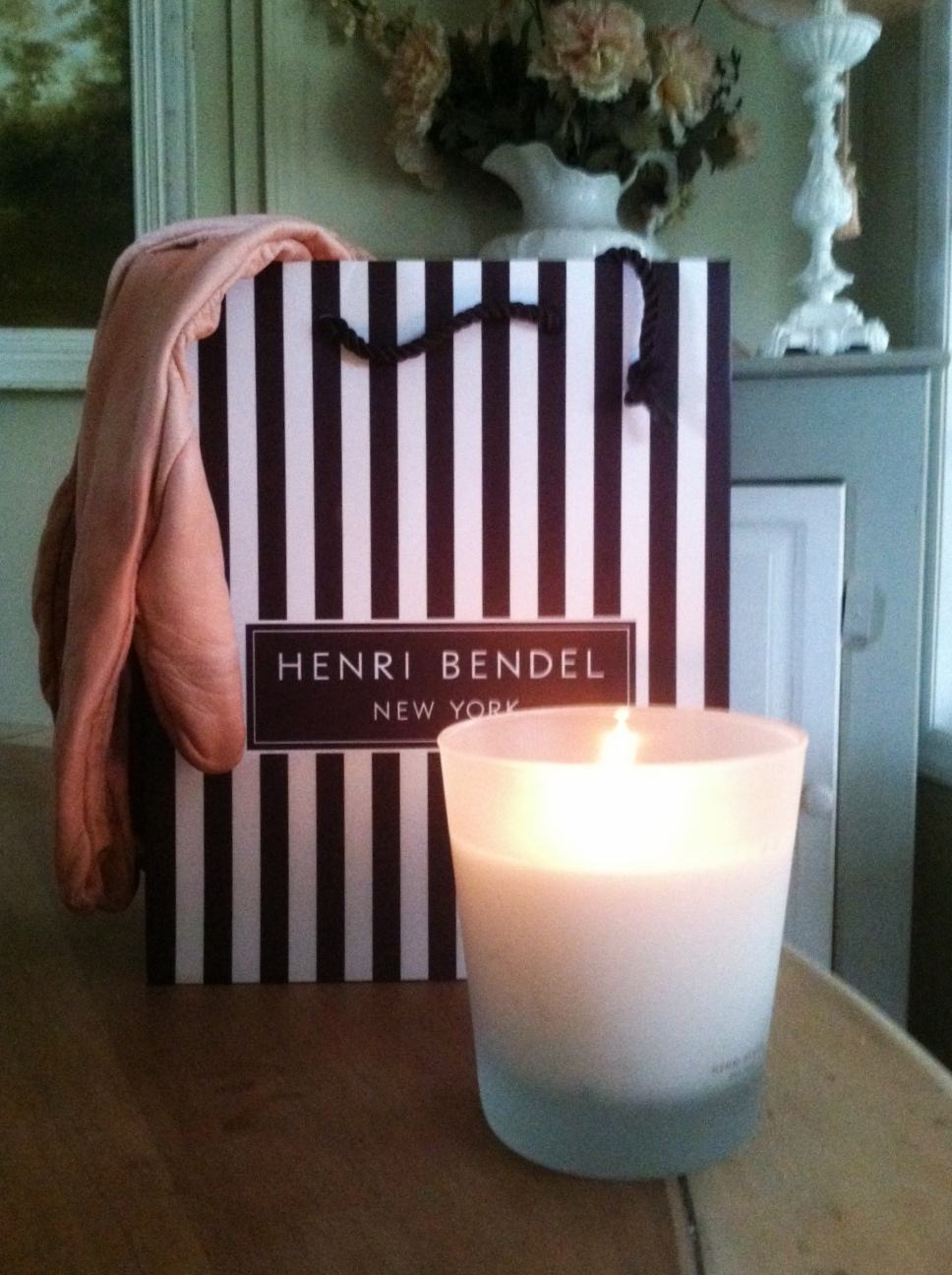 Cindy's fractured fairy tale: Let's Talk Candles...