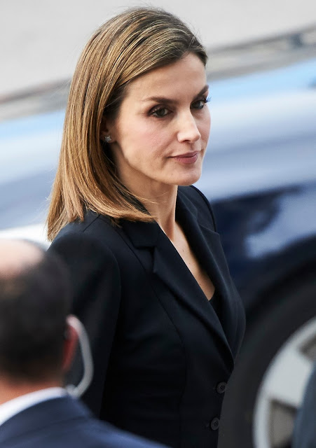King Felipe and Queen Letizia attended religious Mass of tribute and remembrance of the victims of the earthquakes in April in Ecuador