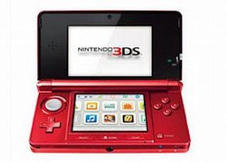 Konsol game portabel anyar Nintendo 3DS