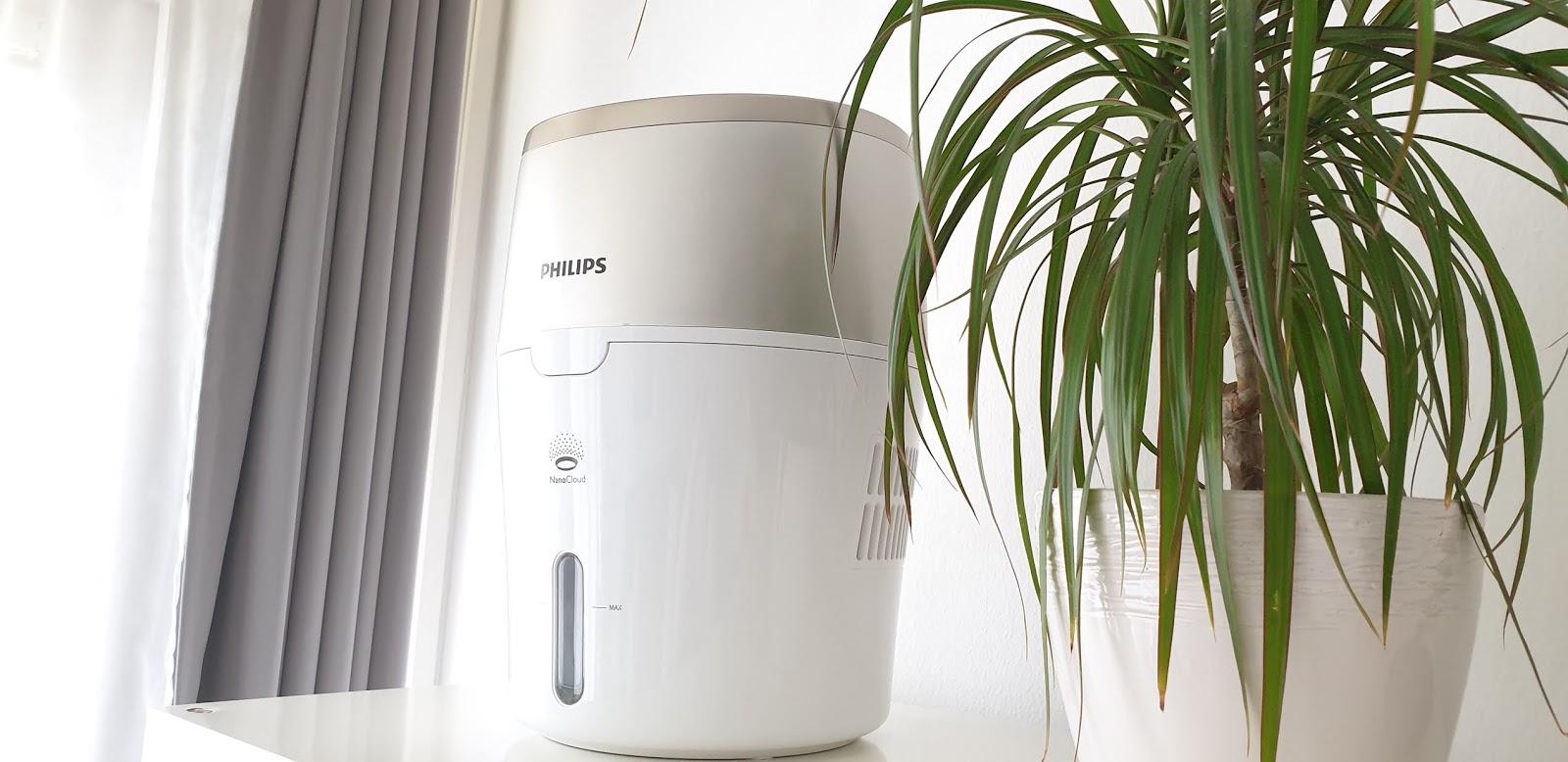 Oczyszczacz i nawilżacz powietrza