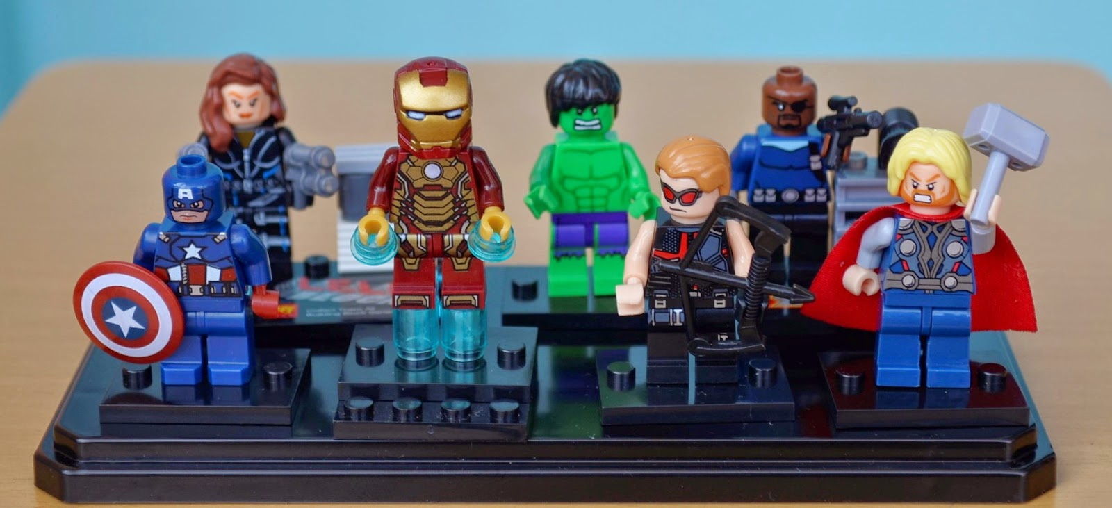 Brick Toys and all Sorts: 2014 Year of Bootleg Lego - Bootlego