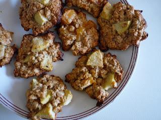 galletas veganas avena