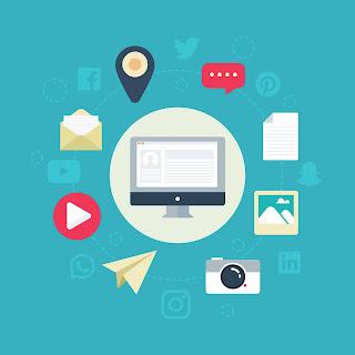 Cara Menambah Icon di Menu Navigasi Blog