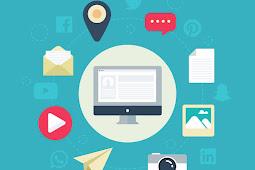 Cara Menambah Icon Pada Menu Navigasi Blog Dengan Mudah