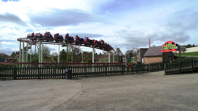 Lightwater Valley Theme Park - A Family Day Out in North Yorkshire with Angry Birds