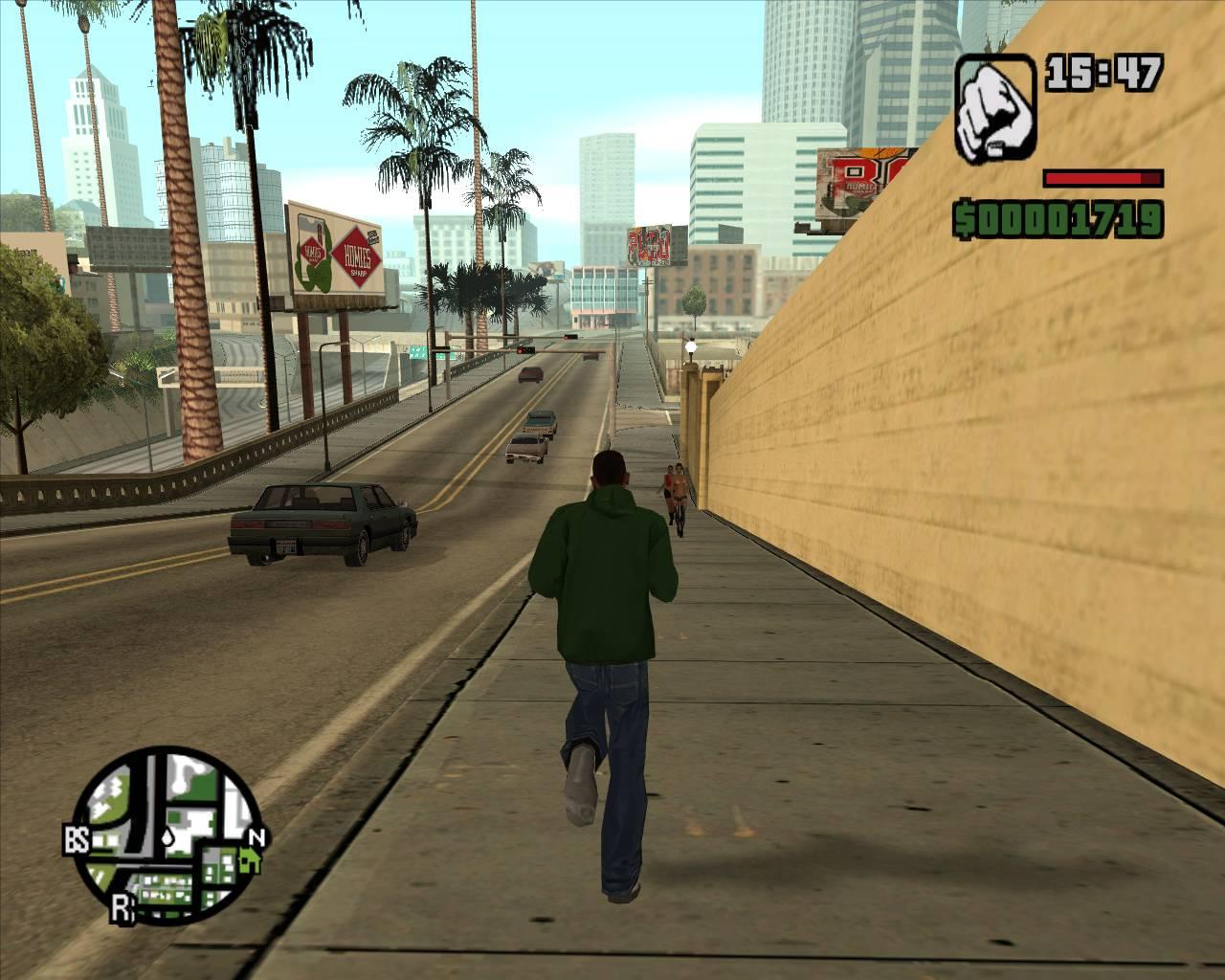لعبة Gta San Andreas Informatiqus Blog Oussama