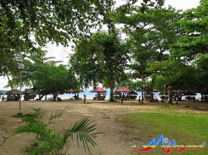 kaputian parish beach resort, samal beach, samal camp ground, what to do in samal island, around samal island, samal island tourist spot