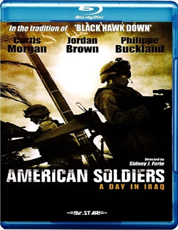 American Soldiers 2005 Dual Audio Hindi Bluray Movie Download