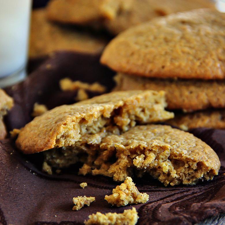 Pumpkin Spice Cookies {Recipe}
