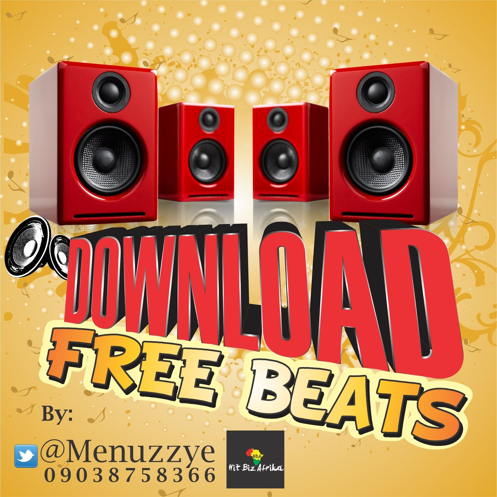 HitbizAfrika: DOWNLOAD - Hot Party Dance Instrumental By