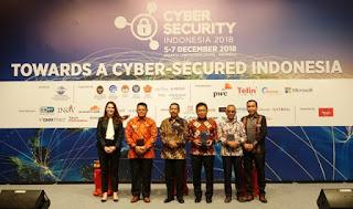 BSSN Perkuat Ketahanan Siber Nasional