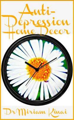 Anti Depression Home Decor Book
