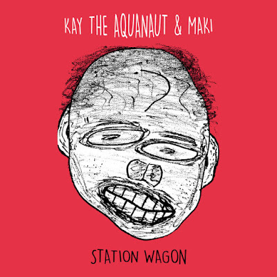 "KAY THE AQUANAUT & MAKI ""Station Wagon"""