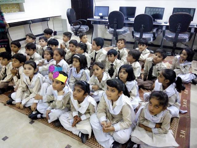 Exploreville School, City Campus Pakpattan