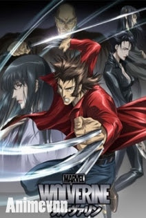 Wolverine -Người Sói - Wolverine Anime 2011 Poster