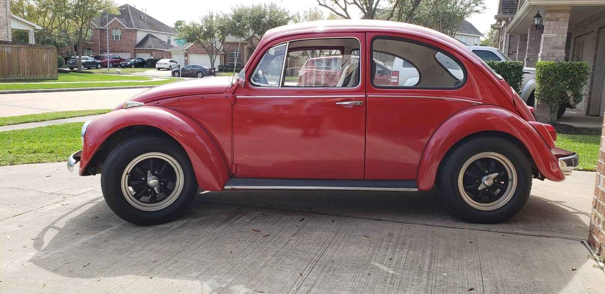 daily turismo cheap type   volkswagen beetle