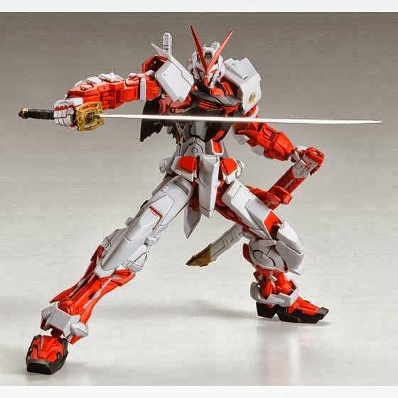 P-Bandai: MG 1/100 Gundam Astray Red Frame - RE-ISSUE 2017